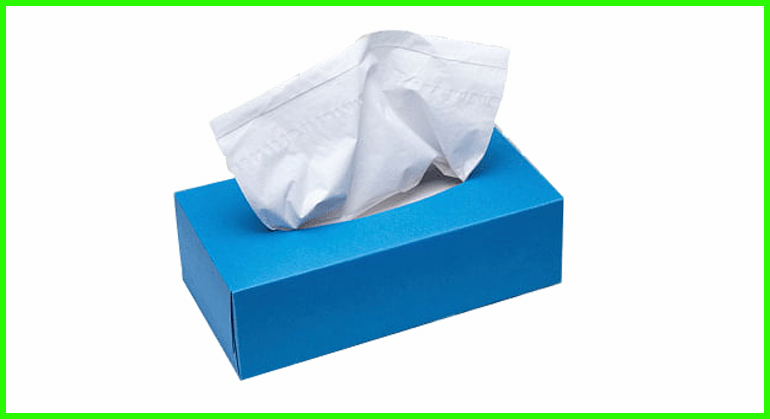 pañuelo de papel