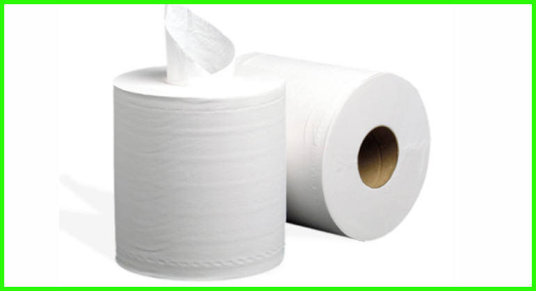 papel secamanos